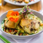 Indonesian Chicken Curry - Dinner Menu