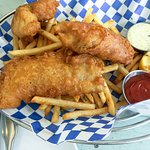 Fish & Chips - made with Atlantic Cod