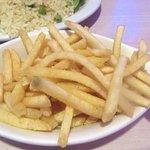 French Fries, Dolphin Restaurant, Santa Cruz, CA