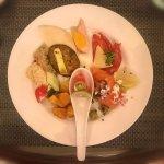 Assortment of salads -pic:Keya Naomi Balasundaram
