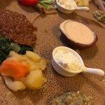 Foto de Laliberla Ethiopian Restaurant
