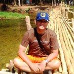 Me at Anawangin Cove in Zambales