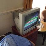 Ancient TV.