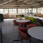 Great BBQ's, kitchen facilities and clean dining area for a group.