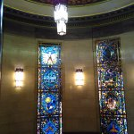 Stained glass windows - side 2