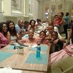 Foto de Rosetta's Bistro Restaurant Kitchen