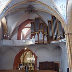 Moderne Orgel