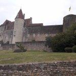Photo de Château de Châteauneuf-en-Auxois