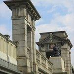 Rochester Bridge (close-up)