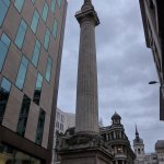 London, Monument to the Great Fire of London