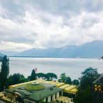 Foto de Fairmont Le Montreux Palace