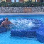 Pool's jacuzi auto-starting