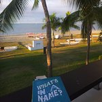A great view. A great book. A great holiday !