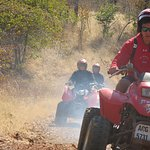 VILLAGE TRAIL VIA QUAD BIKE.... AWESOME EXPERIENCE!!!!!