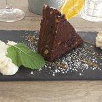 Brownie Triangle