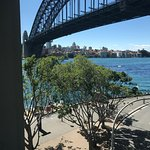 Sydney Harbour Bridge fro our room
