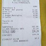Photo de Osteria al Pozzo Roverso