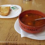 So called fish soup