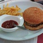 hamburguesa infantil
