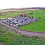 View of Free carpark