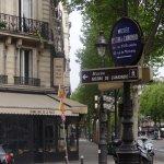 Rue de Monceau