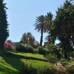 jardins de la ville de Rhodes