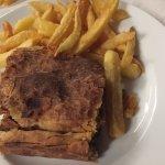 Kefalonian Meat pie