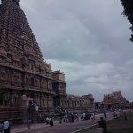 Brihadeeshwara Temple....