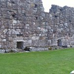 Wall of the priory