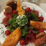 Grande salade Artégal