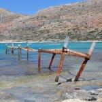 Balos Lagoon Foto