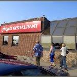 Angel's Restaurant - Side 1