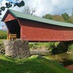 Sinking Creek Covered Bridge