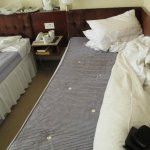 DIRTY WORN OUT BEDS
