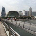 Foto de The Fullerton Hotel Singapore