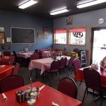 One nice place.. R & T's Dinky Diner, Rhinelander, Wisconsin.