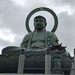Photo of Takaoka Daibutsu Buddha