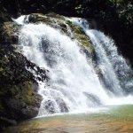 SAVEGRE RIVER ¾ DAY WHITE WATER RAFTING - waterfall
