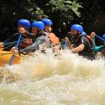 SAVEGRE RIVER ¾ DAY WHITE WATER RAFTING