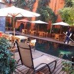 Foto de Hotel Sakamanga