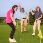 Kirtlington Golf Club - family membership available