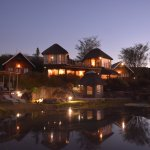 Night time at Addo Dung Beetle Guest Farm