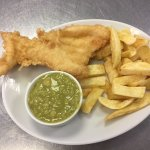 ITS A #FISHY BUSINESS THIS #OVER 60'S SPECIAL' AVAILABLE DAILY £6.89!