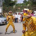 Festa per la strada