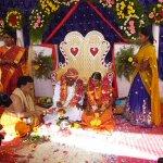Matrimonio con rito hindu