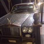 Mosaic/Tile car