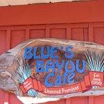 Bilde fra Blue's Bayou Cafe