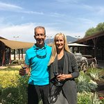 Beautiful setting on a winery/ horse ranch