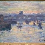 Claude Monet, Port of Dieppe