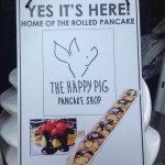 Фотография The Happy Pig Pancake Shop Amsterdam
